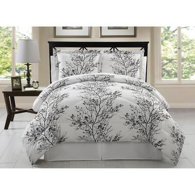 VCNY Home Leaf Bed-in-a-Bag Comforter Set