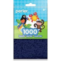 Perler Beads 1,000/Pkg-Midnight
