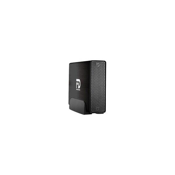 Fantom Drives GF3B1000EU Fantom Drives 1TB Gforce3 USB 3.0 / eSATA Aluminum External Hard Drive - eSATA, USB 3.0 - Brushed Black
