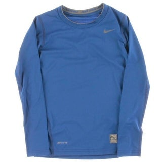 Nike Boys Base Layer Fitted Shirt - S
