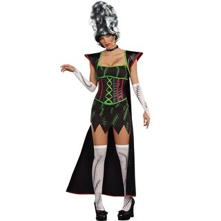 Dreamgirl Frankencutie Adult Costume - Black (3 options available)