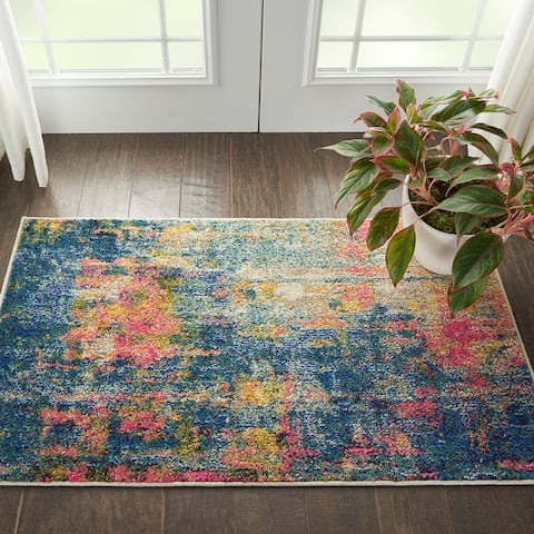 Nourison Celestial Abstract Area Rug
