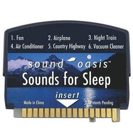 Sound Oasis Sounds for Sleep Sound Card