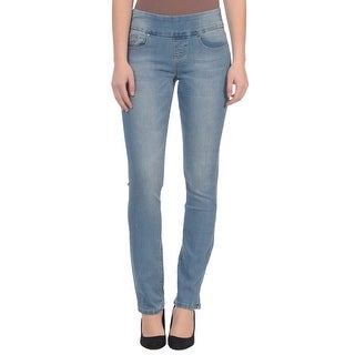 Lola Pull On Straight Jeans, Catherine-MLB
