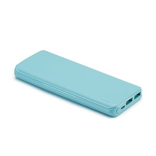 TechComm AP11 10,000mAh Portable Charger Power Bank for Iphone, Samsung, HTC, LG, Nokia