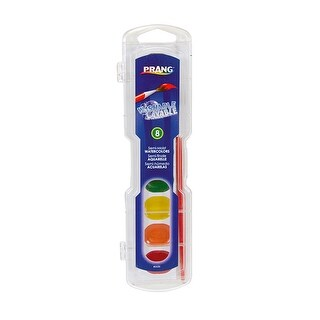 Prang Washable Water Colors 8