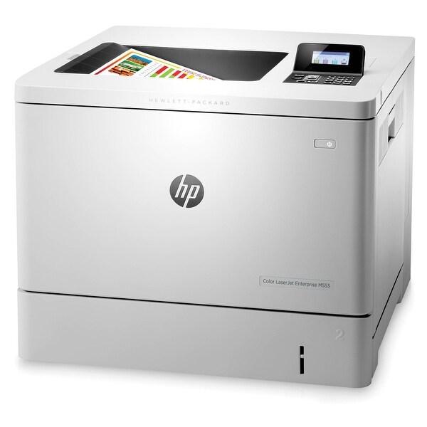 HP Color LaserJet Enterprise M553dn w/ HP FutureSmart Firmware, B5L25A