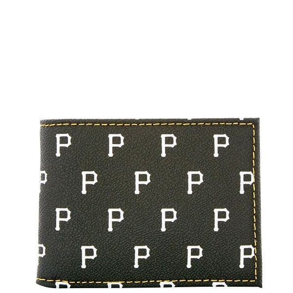 Dooney & Bourke MLB Pirates Credit Card Billfold (Introduced by Dooney & Bourke at $68 in Jul 2015)