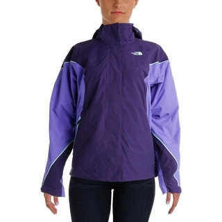 The North Face Womens Hooded 2-In-1 Coat - M