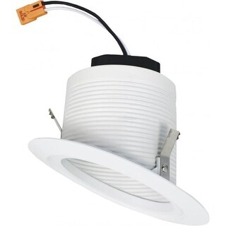 "Elco EL42330 4"" Integrated LED Recessed Baffle Trim"