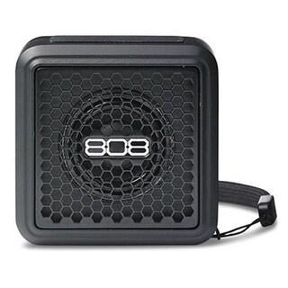 Audiovox SP218BK 808 XS Mini Blue Tooth Speaker