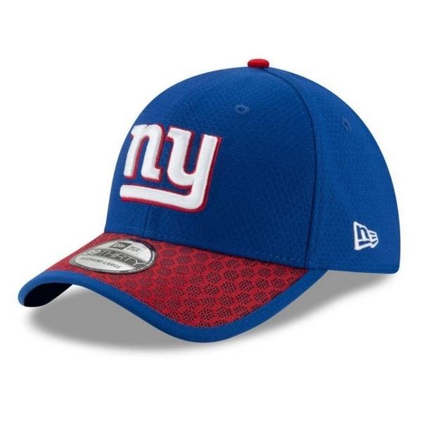 4ab41050fef New Era New York Giants Baseball Cap Hat NFL 2017 Sideline 39Thirty 11462118