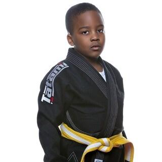 Tatami Fightwear Kid's Estilo 5.0 Premier BJJ Gi - Black