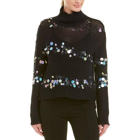 Rachel Zoe Briana Alpaca-Blend Sweater