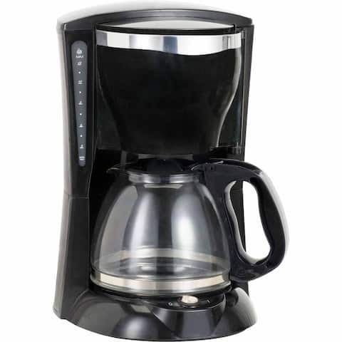 Brentwood 12-Cup Coffee Maker (Black)