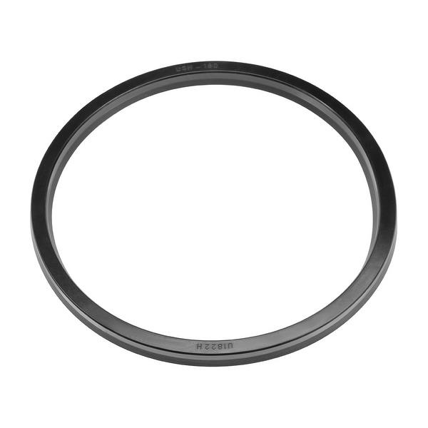 Hydraulic Seal, Piston Shaft USH Oil Sealing O-Ring, 180mm x 200mm x 12mm