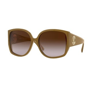 Link to Burberry BE4290 301513 61 Opal Beige Woman Square Sunglasses Similar Items in Women's Sunglasses