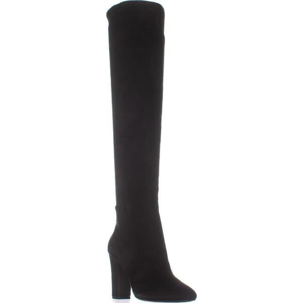7e1a297811c Shop DKNY Sloane Over The Knee Poined Toe Boots