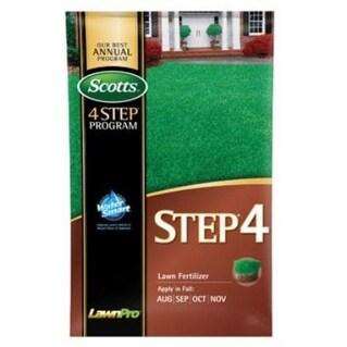 Scotts 23622 Lawn Pro Step 4 Fertlizer, 5000 sq,ft