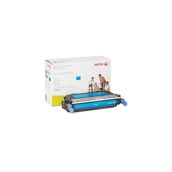 Xerox 643A Toner Cartridge - Cyan 006R01331 Toner Cartridge