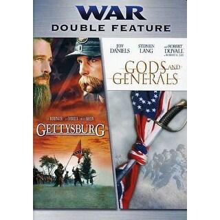 Gettysburg/Gods & Generals [DVD]