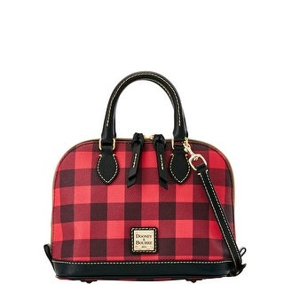 Dooney & Bourke Tucker Bitsy Bag (Introduced by Dooney & Bourke at $178 in Aug 2016) - Red