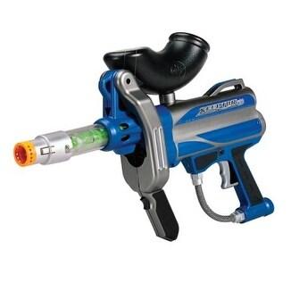 Battle MAX MarkerBall Sceptor v1.0 Blue Projectile Gun & Mask