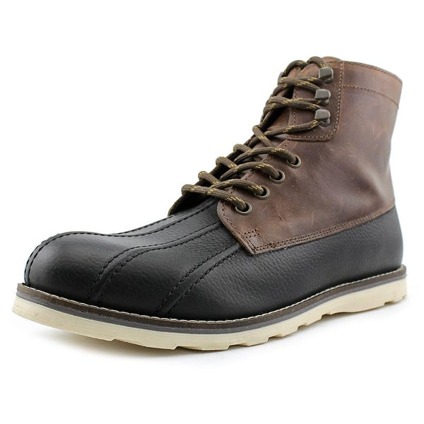 Crevo Forthway Men Round Toe Leather Boot