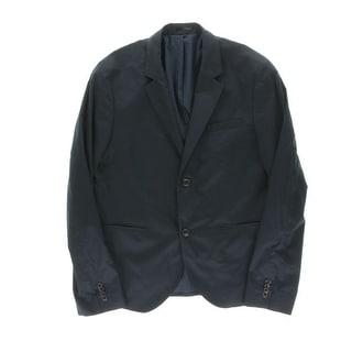 Topman Mens Cotton Single Vent Sportcoat - 40