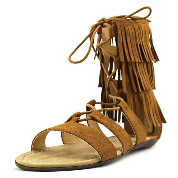 MTNG 53537 Women Tan Sandals