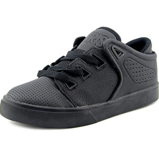 Osiris D3V Round Toe Leather Skate Shoe