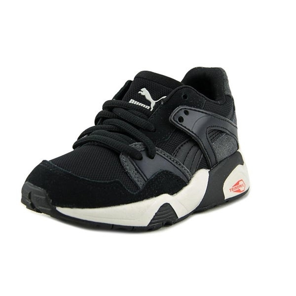 Puma Blaze PS   Round Toe Leather  Sneakers