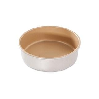 Nordic Ware Naturals Non-Stick Round Cake Pan, 8-Inch