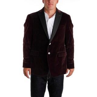 Todd Snyder Mens Velvet Mayfair Fit Tuxedo Jacket - 42R