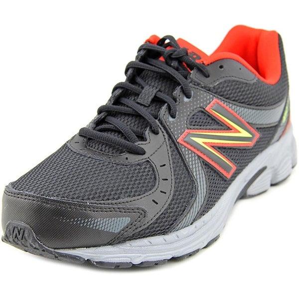 New Balance M450 Men 4E Round Toe Synthetic Black Running Shoe