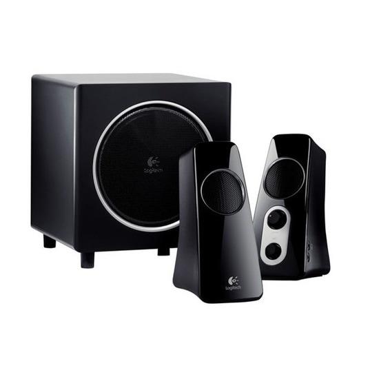 Logitech Speaker System 980-000319 2.1 Omnidirectional 40W 360Degree