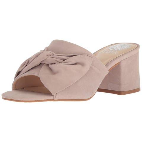 5480b2ab7a52 Vince Camuto Women s Sharrey Slide Sandal