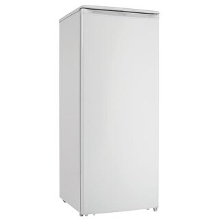 Danby DUFM101A1 24 Inch Wide 10.1 Cu. Ft. Energy Star Upright Freezer with Quick