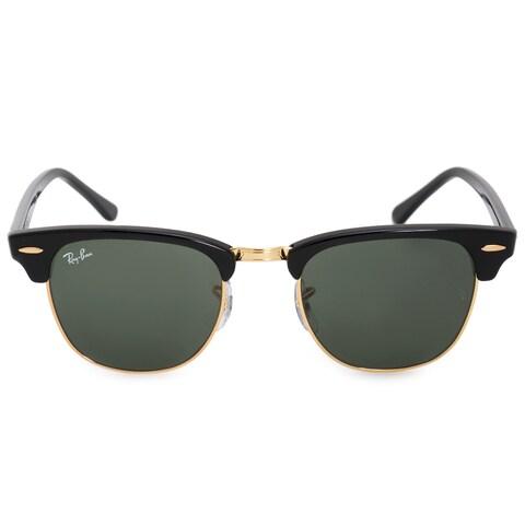 Ray-Ban Clubmaster Sunglasses RB3016 W0365E 49