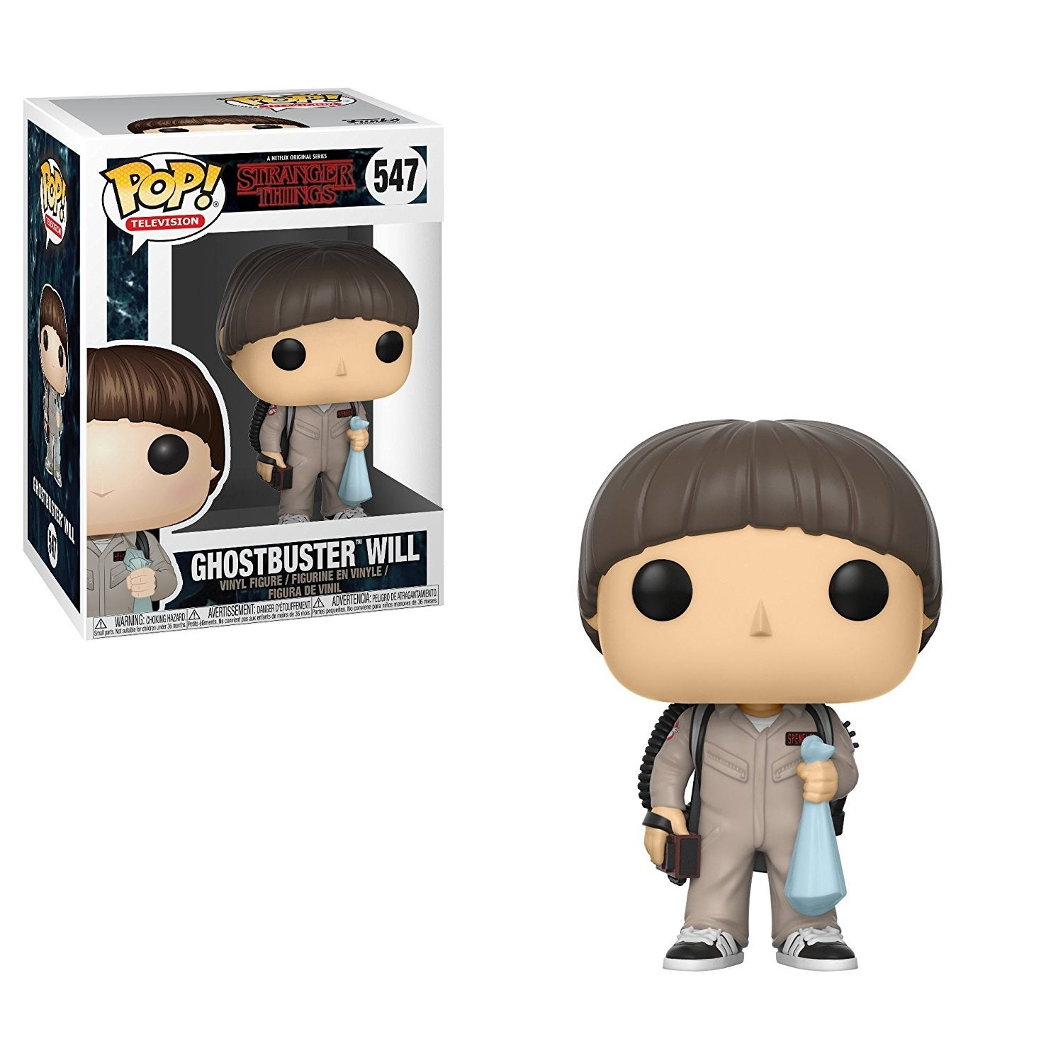 2018, Toy NUOVO Dart Demodog Stranger Things S4 Funko Pop Television