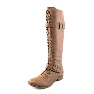 Rocket Dog Beany Round Toe Synthetic Knee High Boot