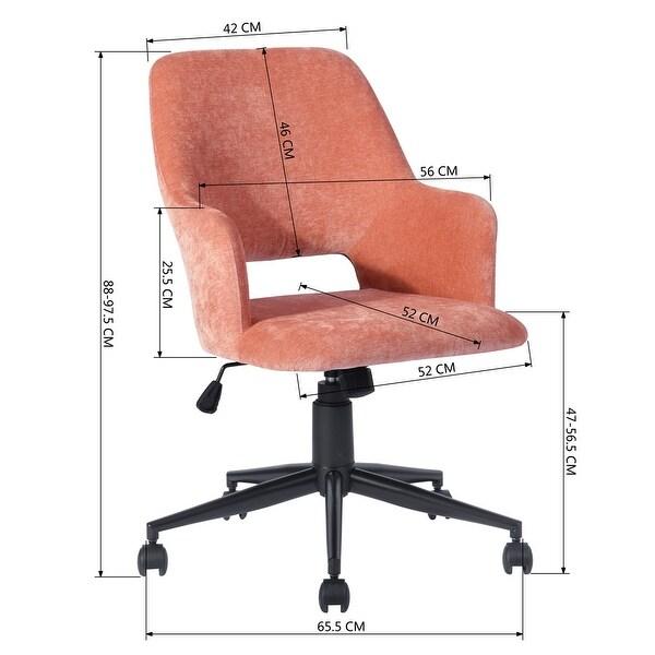FurnitureR Lenworth Home Office Desk Chairs
