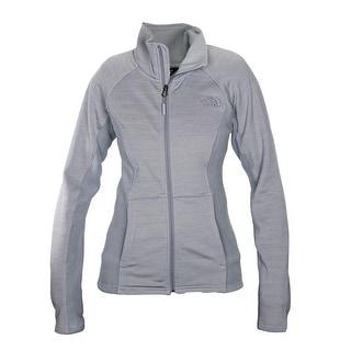 The North Face Women Castle Crag Full Zip Basic Jacket Grey