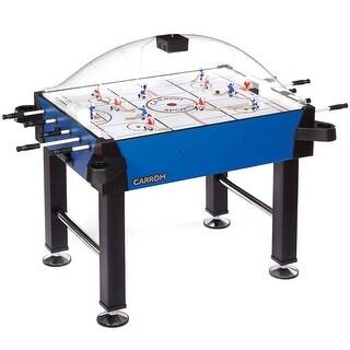 Carrom Blue Signature Stick Hockey Table with dome Scoring Unit / 435.00 - Black
