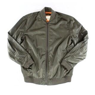 Denim & Supply Ralph Lauren NEW Olive Green Mens Size Large L Jacket