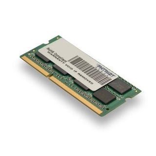 Patriot Signature Ddr3 8 Gb Cl9 Pc3-10600 (1333Mhz) Sodimm 8 Not A Kit (Single) 204-Pin So-Dimm Psd38g13332s