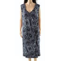 Tart Women's Plus Draped Snake Print Sheath Dress