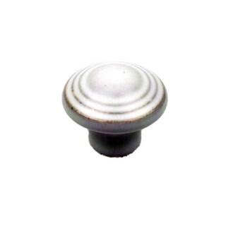 Century 51007 Alps 1-3/8 Inch Diameter Mushroom Cabinet Knob
