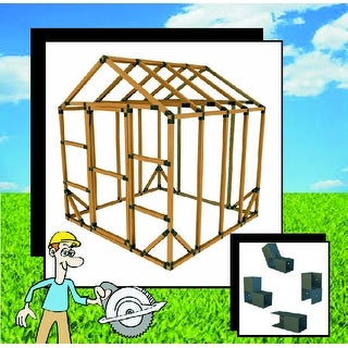 8X8 E-Z Frame Standard Greenhouse or Storage Shed Structures Kit (lumber not included)|https://ak1.ostkcdn.com/images/products/is/images/direct/d9fe67bd23ff2a9b85d924a2b8b3b1c754c1b61f/8X8-E-Z-Frame-Standard-Greenhouse-or-Storage-Shed-Structures-Kit-%28lumber-not-included%29.jpg?_ostk_perf_=percv&impolicy=medium