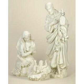 3-Piece Joseph's Studio Religious Holy Family Outdoor Christmas Nativity Set